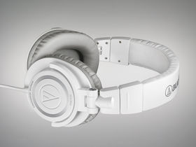NAMM 2012: Audio-Technica introduces ATH-M50WH professional studio monitor headphones