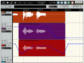 NAMM 2012: New iPad DAW with 48 tracks and VST plug-in support
