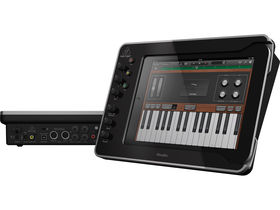 NAMM 2012: Behringer iStudio iPad docking station