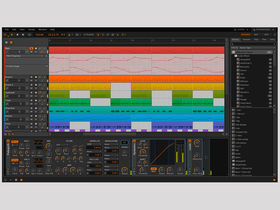 VIDEO: Bitwig Studio DAW in action