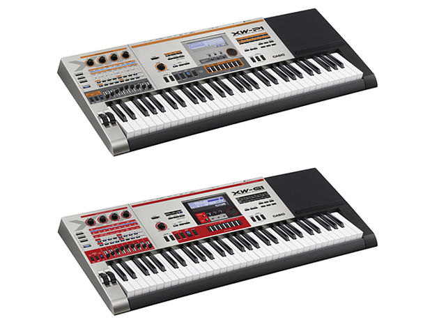Casio synths