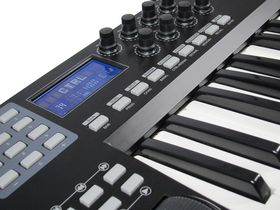 NAMM 2012: ControlTouch: MIDI controller keyboard with touchscreen monitor