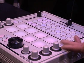 NAMM 2012 VIDEO: Electrix Tweaker and Ebox-44