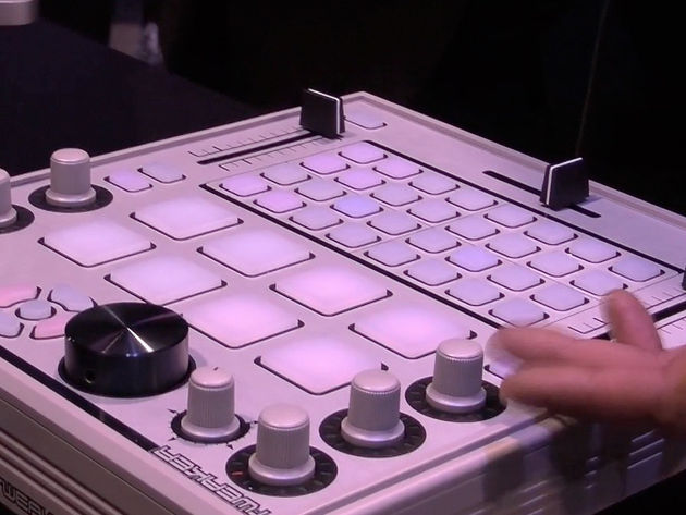 Electrix Tweaker in action at NAMM 2012