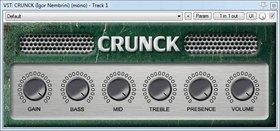 Crunck