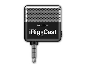 NAMM 2012: IK Multimedia unveils iRig Mic Cast for iPhone/iPad