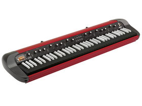 NAMM 2012: Korg SV-1 Black and Reverse Key