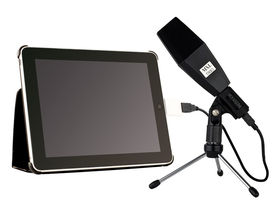 NAMM 2012: MXL announces Trio iPad-compatible USB microphone