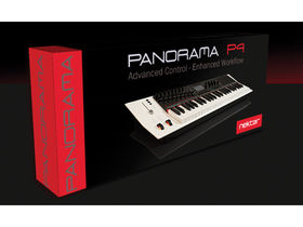 NAMM 2012 VIDEO: Nektar Panorama USB controller