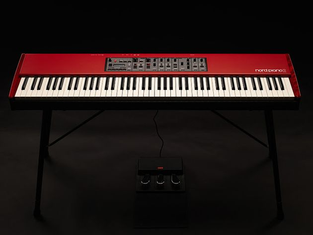 Nord Piano 2: click the image for more product photos.