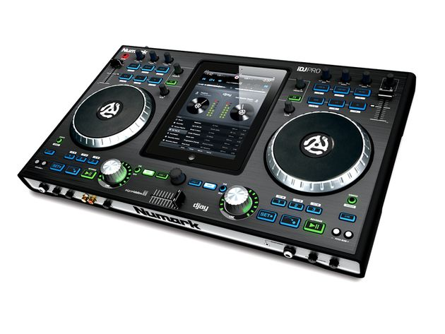 Will you be using your iPad to DJ?