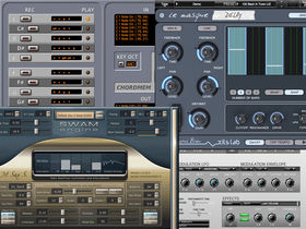 VST/AU plug-in instrument/effect round-up: Week 35