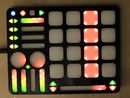 See QuNeo touch controller used with Ableton Live