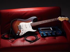 NAMM 2012: Roland and Fender announce GK-Ready Stratocaster GC-1
