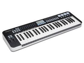 NAMM 2012: Samson Graphite 49 MIDI controller