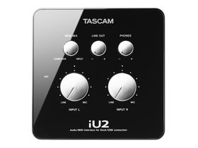 NAMM 2012: Tascam introduces iU2