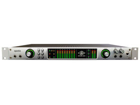 NAMM 2012: Universal Audio Apollo - audio interface with UAD DSP