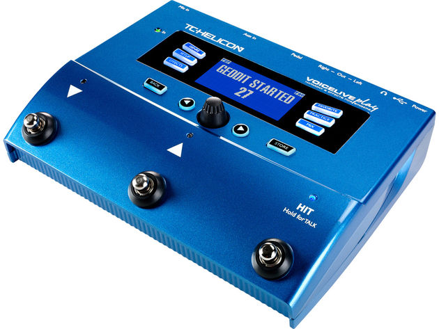 TC-Helicon VoiceLive Play: click the image for more product photos.