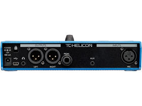 NAMM 2012: TC-Helicon VoiceLive Play vocal FX/harmony pedal