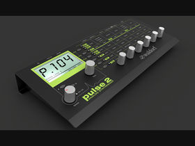 NAMM 2012: Waldorf Pulse 2 analogue synth