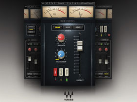 NAMM 2012: Waves NLS Non-Linear Summing Plugin