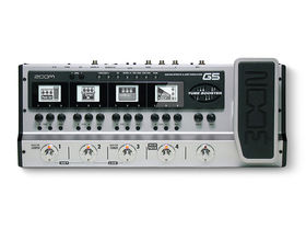 NAMM 2012: Zoom announces G5 effects/amps pedal board