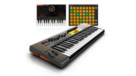NAMM 2013 VIDEO: Novation unveils the Launchkey range of MIDI controllers