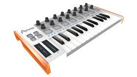 NAMM 2013: Arturia reveals MiniLab compact MIDI controller
