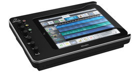 NAMM 2013: Behringer iStudio iS202 iPad dock announced