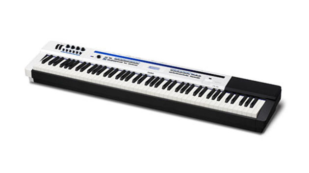 Casio's PX-5S is both stage piano and synth.