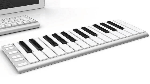 CME XKey: not your average 25-note MIDI controller.