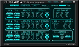 Mastrcode music t-force alpha plus