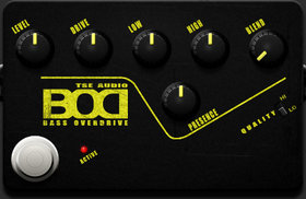TSE audio b.o.d. 2.0