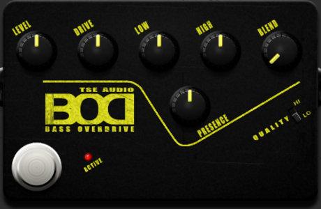 TSE audio b.o.d. 2.0