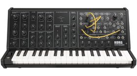 NAMM 2013 VIDEO: Korg MS-20 mini analogue synth announced