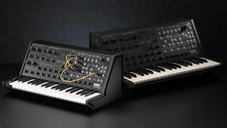 Korg MS-20 mini: the small synth that's set to make a big impact.