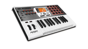 M-Audio axiom air 25 keyboard controller
