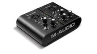 M-Audio m-track plus audio interface