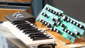 NAMM 2013: Moog releases teaser video for its new synth