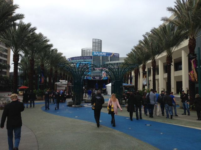 Winter NAMM 2013, 24-27 January