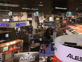 NAMM 2013: the best new music tech gear