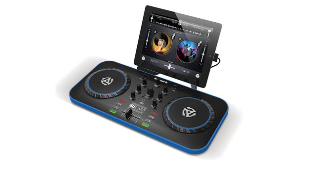 An updated and enhanced version of Numark's iDJ Live controller, iDJ Live II features an updated low-profile design and USB connectivity