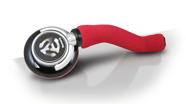 The Redphone is based upon Numark's acclaimed Red Wave headphones