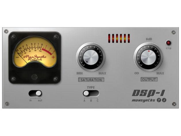 MaxSynths DSP-1