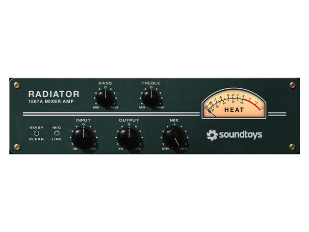 SoundToys Radiator