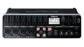 NAMM 2013: Roland announces Studio Capture audio interface