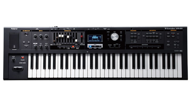 Roland V-Combo VR-09: the one-stop solution for the gigging keyboard player?
