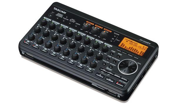 Tascam DP-008EX.