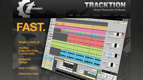 NAMM 2013: Tracktion 4 DAW announced