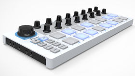 NAMM 2014 VIDEO: Arturia BeatStep sequencer/controller